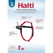 Peitoral Front Control Harness