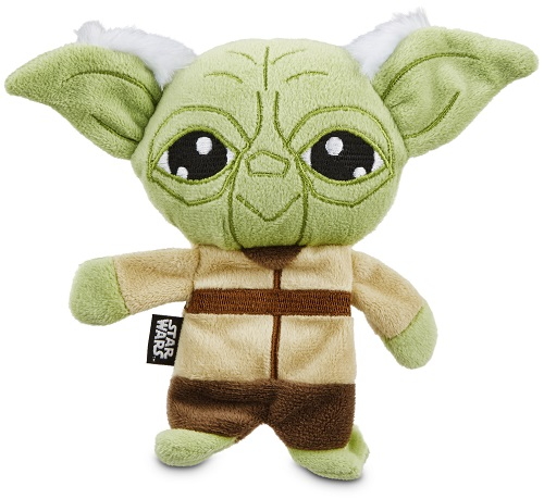 Yoda com Squeaker - Star Wars  - Boutique Do Dog