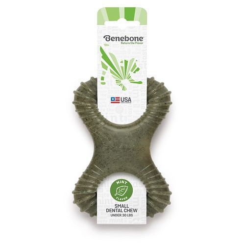 Benebone Dental Chew Mint  - Boutique Do Dog
