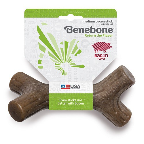 Benebone Stick Bacon  - Boutique Do Dog