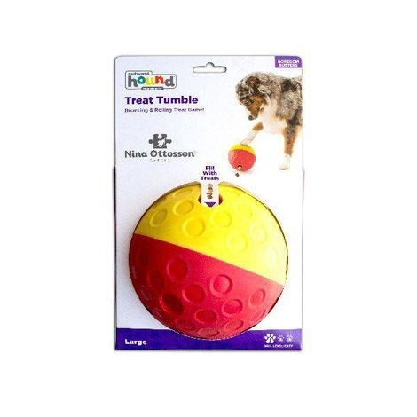 Bola Treat Tumble   - Boutique Do Dog