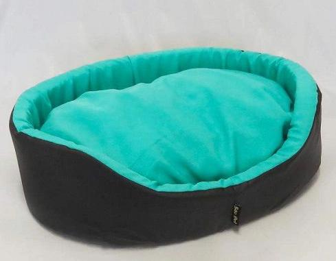 Cama Oval Emborrachada  - BOUTIQUE DO DOG