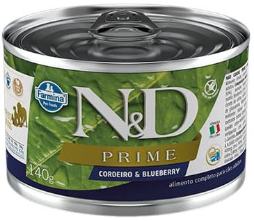 N&D Prime Cordeiro úmida  - BOUTIQUE DO DOG