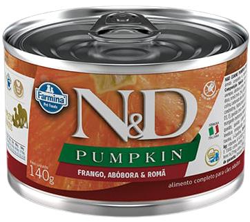N&D Pumpkin frango úmida  - BOUTIQUE DO DOG