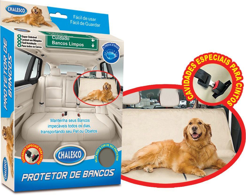 Protetor de banco de carro   - BOUTIQUE DO DOG
