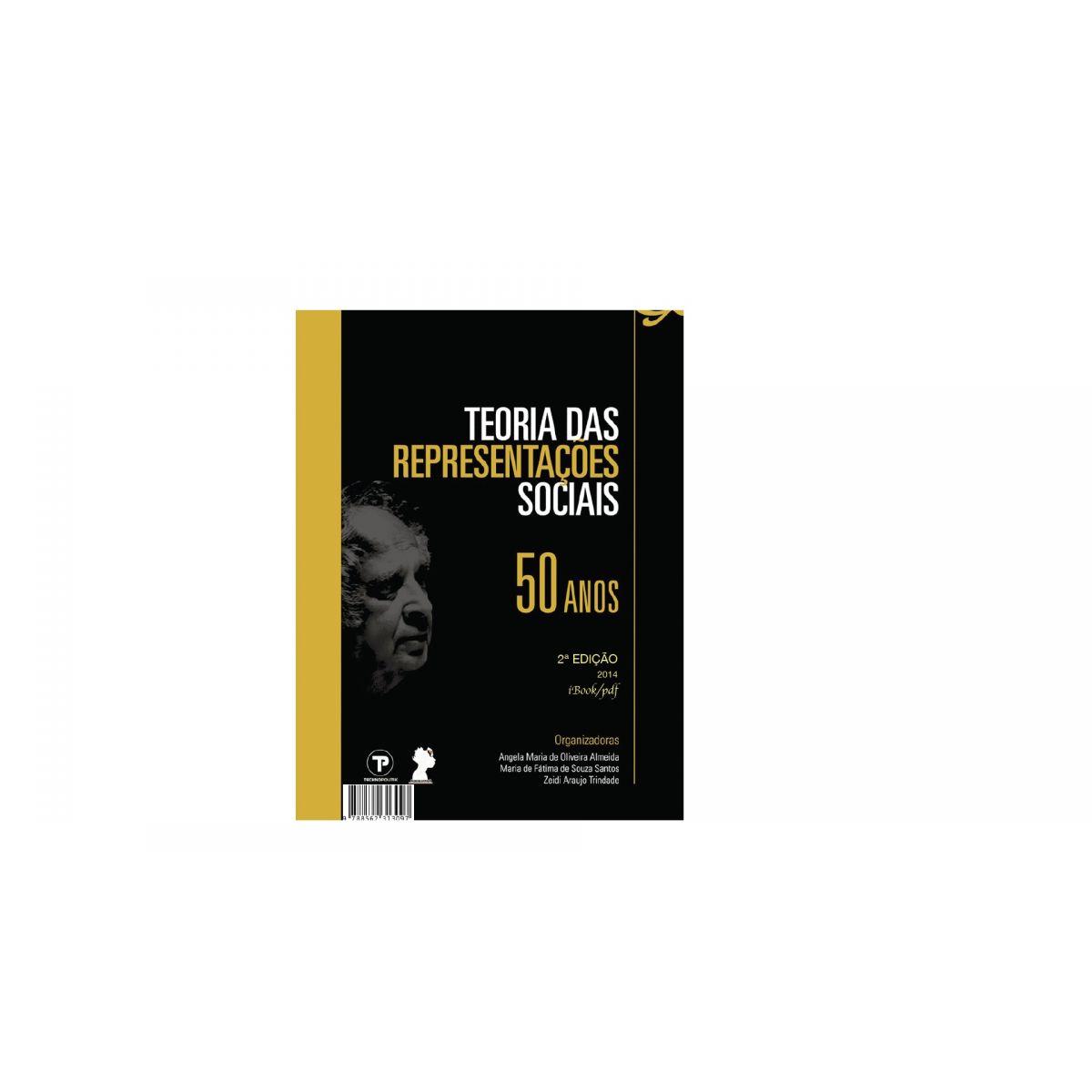 Teoria das Representações Sociais: 50 anos, 2ª edição, GRATIS eBook  - Technopolitik