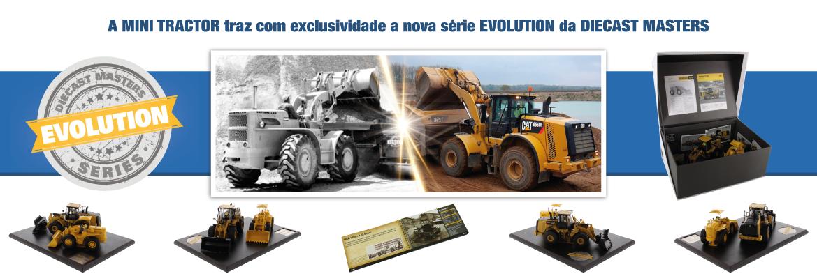 Nova Série Evolution