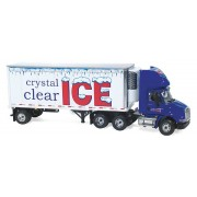 MINIATURA FIRSTGEAR CAMINHÃO CRYSTAL CLEAR ICE 600013