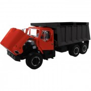 Caminhão Basculante trucado International S-Series Dump Truck ( 400199F )