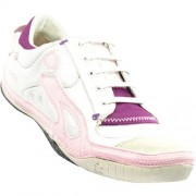 Tenis Feminino Cushe Boutique Sneak Leath ( UW00086 )