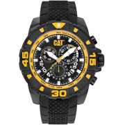 Relogio CATERPILLAR DP Sport black Chronograph PT16321127