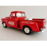 MINIATURA CHEVY PICKUP STEPSIDE 1955 COCA-COLA COOLER 435683