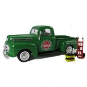 MINIATURA FORD PICKUP F-1 1948 COCA-COLA IMPLEMENTOS M467431