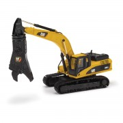 MINIATURA NORSCOT ESCAVADEIRA CATERPILLAR 336DL M55283