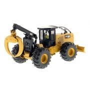 Carregadeira Florestal 555D Skidder Caterpillar ( 85932 )