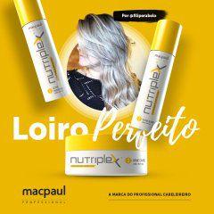Máscara Capilar Nutriplex - Suplemento Repositor  - MARCIO BONETTO