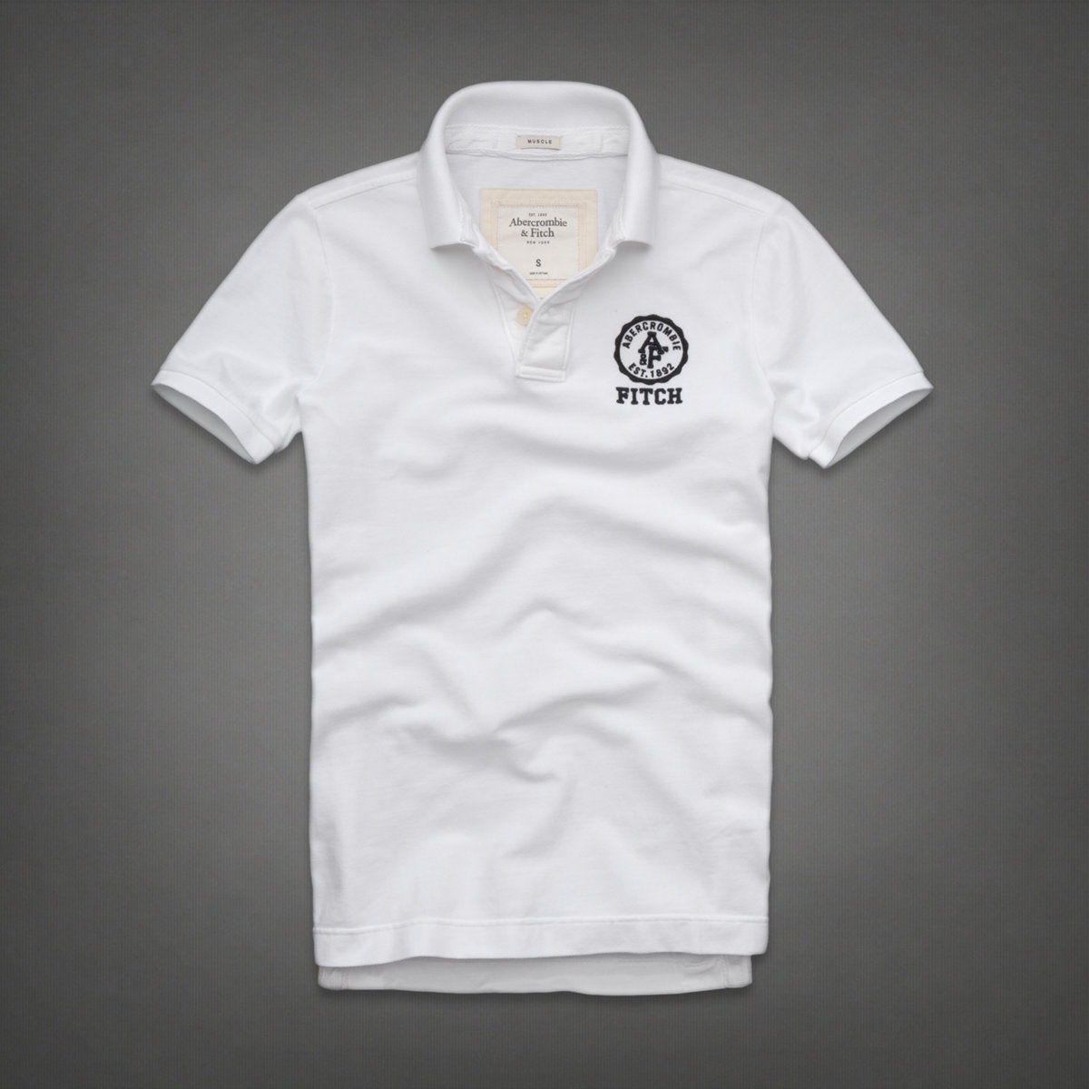 Camisa Polo Abercrombie AF2119  - ACKIMPORTS