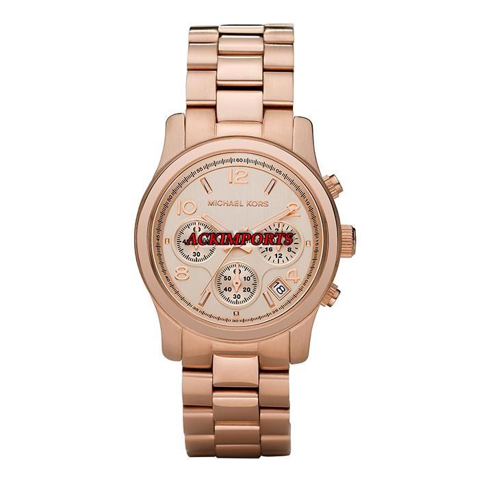 Relógio Feminino Michael Kors MK5128 - Champanhe  - ACKIMPORTS
