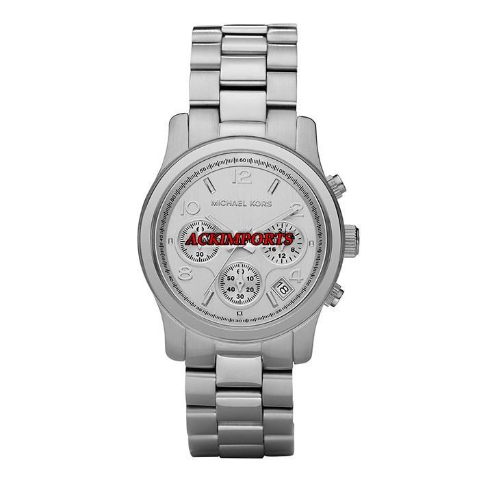 Relógio Feminino Michael Kors MK5076 - Prata  - ACKIMPORTS