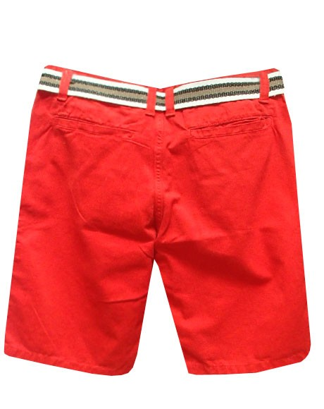 Bermuda Ralph Lauren Vermelha RL1057  - ACKIMPORTS