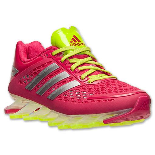 Adidas Springblade Razor Feminino - Rosa e Verde  - ACKIMPORTS