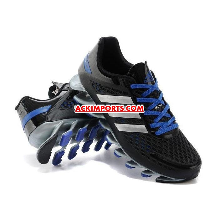 Adidas Springblade Razor - Preto e Azul  - ACKIMPORTS