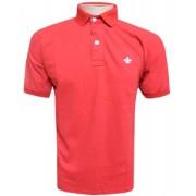 Camisa Polo Dudalina Vermelha - Ref 2018