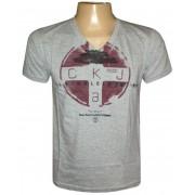 Camiseta Calvin Klein Cinza CK0909