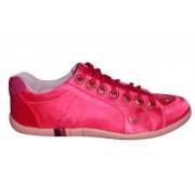 Tênis Osklen feminino Rosa Pink Cetim