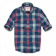 Camisa Xadrez Abercrombie AF4019