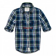 Camisa Xadrez Abercrombie AF4021
