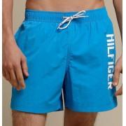 short tommy hilfiger azul