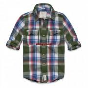 Camisa Xadrez Abercrombie AF4022