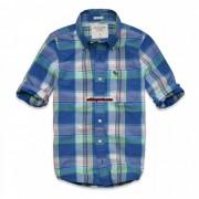 Camisa Xadrez Abercrombie AF4025
