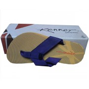 Chinelo kenner Striff Amarelo