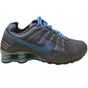 Nike Shox Junior Chumbo e Azul