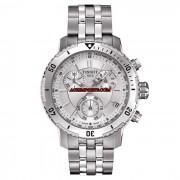 Relógio Masculino Tissot PRS 200 T067 - Prata
