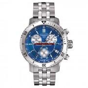 Relógio Masculino Tissot PRS 200 T067 - Azul