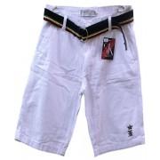 Bermuda Jeans Branca Sergio K Ref KKP