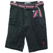 Bermuda Jeans Sergio K Verde Ref KKP