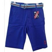 Bermuda Jeans Sergio K Azul Royal Ref KKP