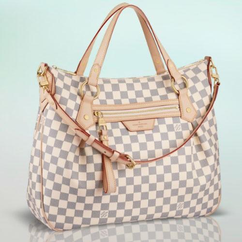 Bolsa Louis Vuitton Evora Branca MM N41133  - ACKIMPORTS
