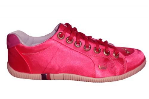Tênis Osklen feminino Rosa Pink Cetim  - ACKIMPORTS