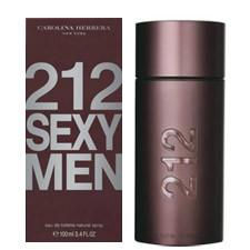 212 Sexy Masculino Eau de Toilette  - ACKIMPORTS