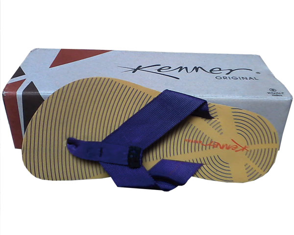 Chinelo kenner Striff Amarelo  - ACKIMPORTS
