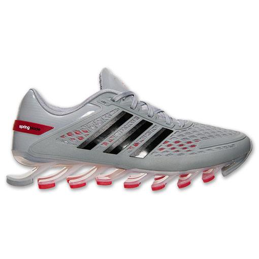 Adidas Springblade Razor - Cinza e Vermelho  - ACKIMPORTS