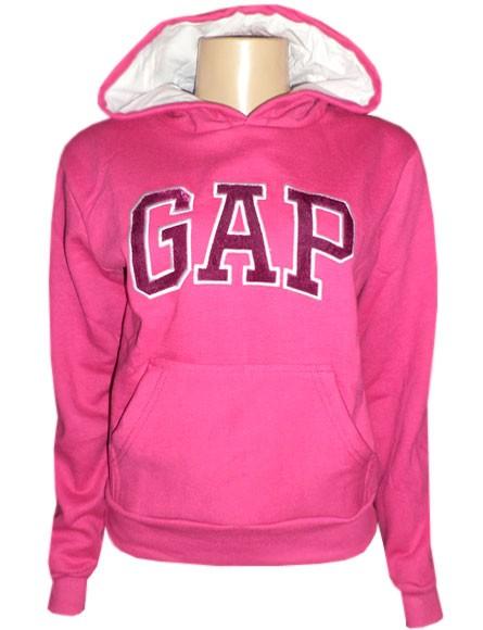 Blusa GAP Feminina Rosa Pink - Ref 1724  - ACKIMPORTS
