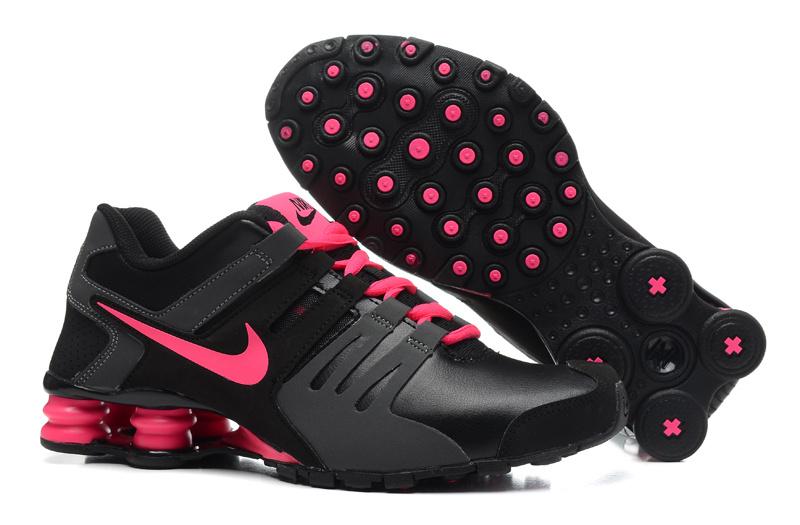 556bbb58aa tênis nike shox current preto e rosa - ackimports-Tenis Importado de ...