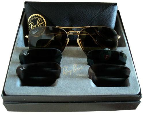 Óculos de Sol Ray Ban 3460 TECH 3 LENTES - ÓCULOS DE SOL - ACKIMPORTS . 8fa67cb3a8