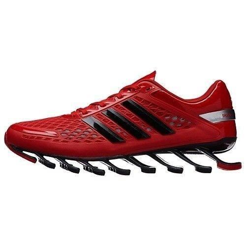Adidas Springblade Razor - Vermelho e Preto  - ACKIMPORTS